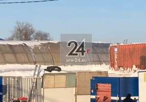 В Нижнекамске во время уборки снега с крыши погиб известный спортсмен