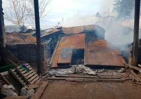 Сгоревший крупный овощной склад в Нижнекамском районе не был застрахован