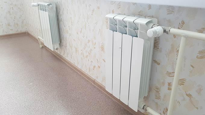 В Нижнекамске отключили отопление и горячую воду в девяти домах