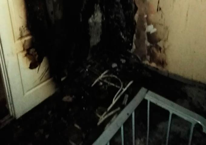 В Нижнекамске из-за поджога эвакуировали дом на ул.Студенческой
