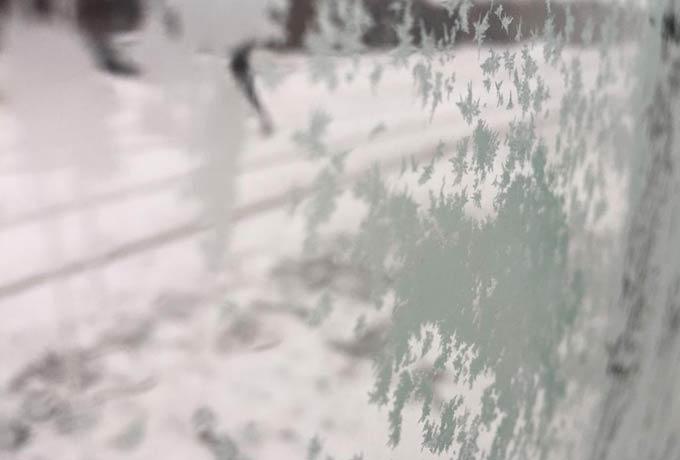 В Нижнекамске -22 градуса, ожидается метель