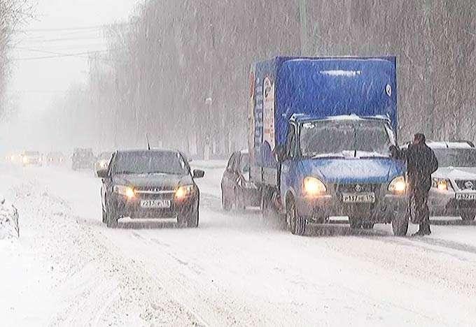Нижнекамцев предупреждают об ухудшении погоды