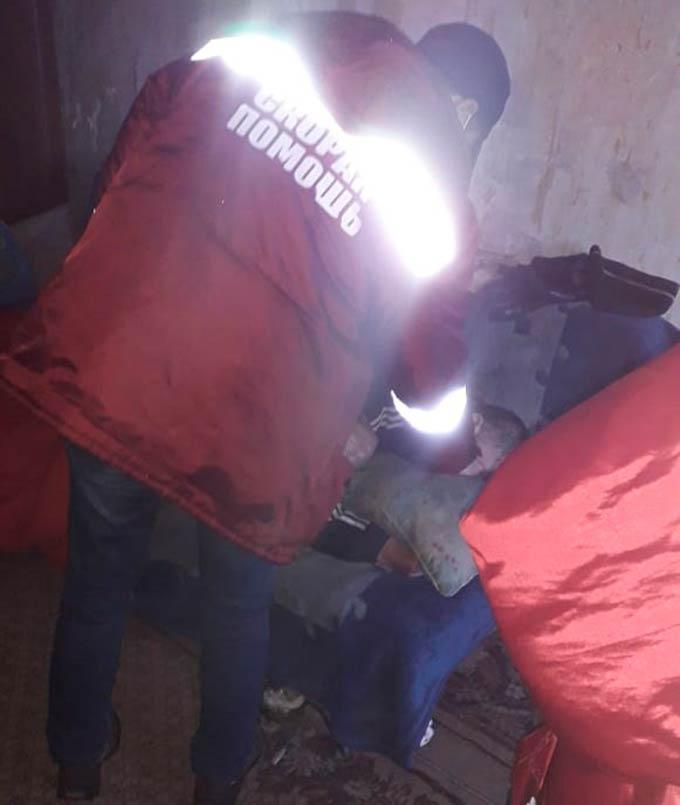 В Нижнекамске пьяный мужчина спал, пока горела его квартира