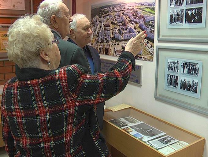 Друзья и соратники первостроителя Евгения Королева поделись воспоминаниями о нем со студентами