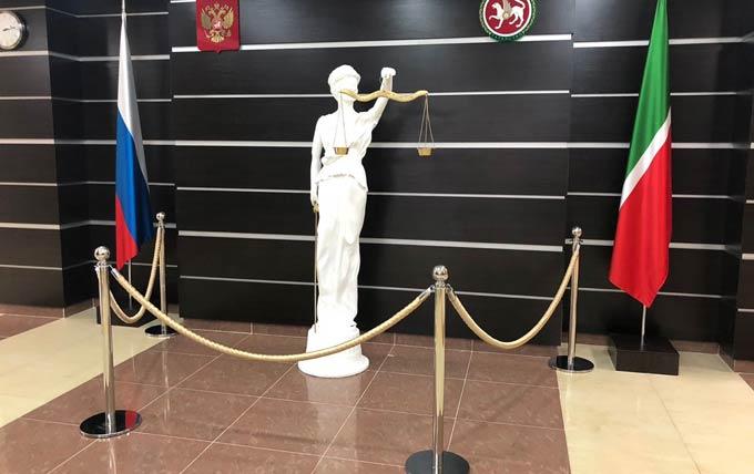 В Нижнекамске за хищения стретч-пленки с предприятия в Камских Полянах будут судить двух человек