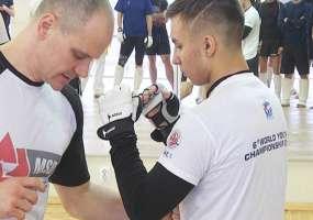 Гости фестиваля боевых искусств в Нижнекамске провели мастер-классы