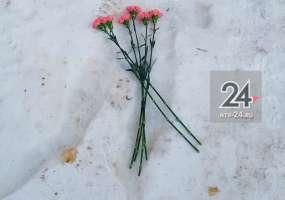 В Нижнекамске на улице в снегу было обнаружено тело 19-летней девушки