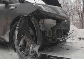На дорогах Нижнекамска образовалась опасная колея. Коммунальщики ищут оправдания
