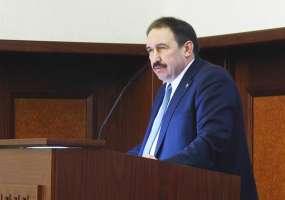 На итоговой депутатской сессии в Нижнекамске обсудили состояние экологии, общественный транспорт и ЖКХ