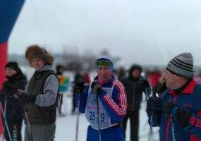 Восемь тысяч нижнекамцев присоединились к акции «Лыжня России»