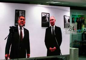 Владимир Путин дал старт работе производства бензинов на «ТАНЕКО»