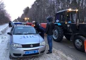 """В Нижнекамске во время """"Тоннеля"""" оштрафовали 14 водителей"""