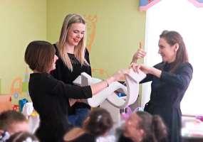 Французские студенты знакомятся в Нижнекамске с русской культурой
