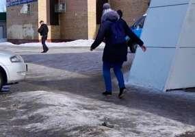 В Татарстане ожидается мокрый снег, ветер и гололедица