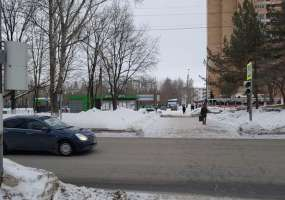 В Нижнекамске -1 градус, ожидается сильная метель