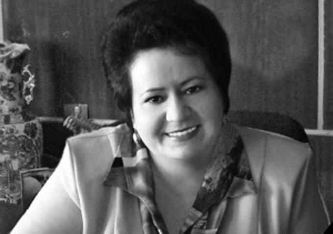 Безвременно, неожиданно на 63-м году ушла из жизни Галина Бортникова