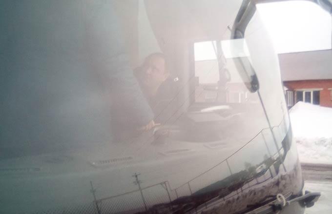 Замерзающая пассажирка пожаловалась на водителя пригородного автобуса