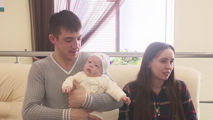 Русфонд: сбор средств для Самира Юсупова на лечение атипичной косолапости