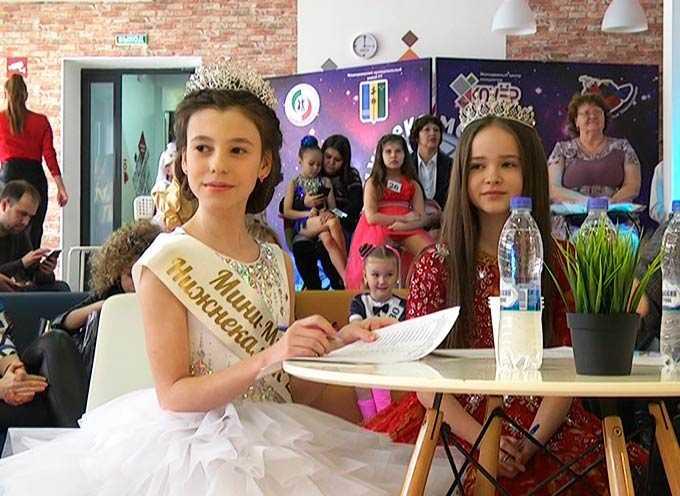 Скоро станет известно имя новой «Мини-мисс Нижнекамск»