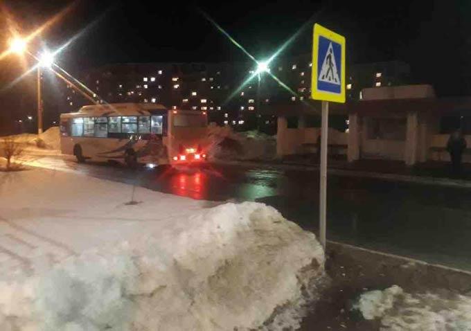 В Нижнекамске разыскивают лихача, из-за которого пострадали пассажиры автобуса