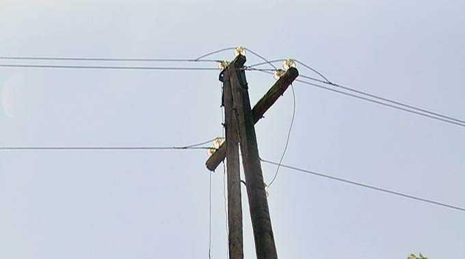 В Нижнекамском районе произойдет отключение электричества