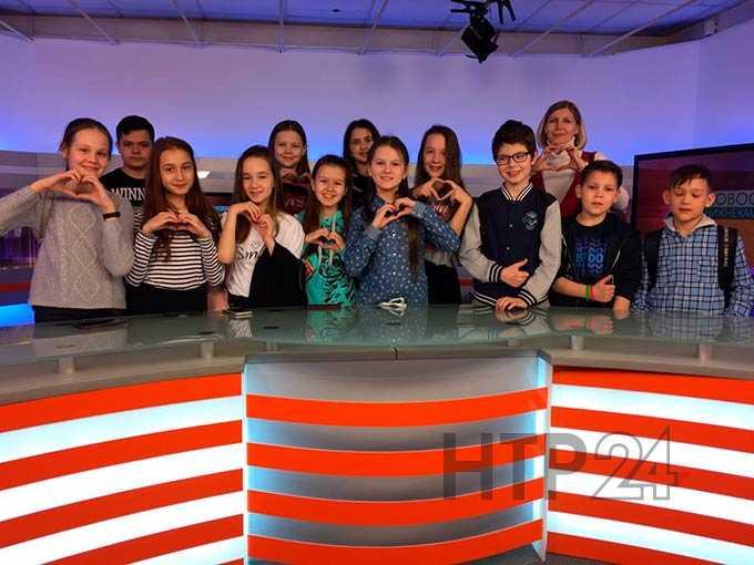 Юных нижнекамцев приглашают принять участие в конкурсе «Я смотрю НТР»