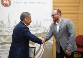 Креативных сотрудников заводов Нижнекамска наградили в Казани