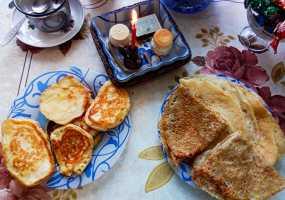 Нижнекамцы начали праздновать Масленичную неделю