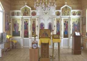 В Нижнекамск привезли мощи святого Авраамия Болгарского