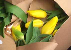 Сотрудники ГИБДД Нижнекамска подарили цветы женщинам-водителям