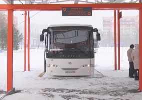 Изменились время и схема движения рейса Нижнекамск - Набережные Челны