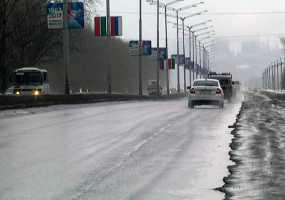 В муниципалитете Нижнекамска признали плохое качество уборки дорог от снега