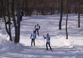 В Нижнекамске пройдет традиционный лыжный марафон