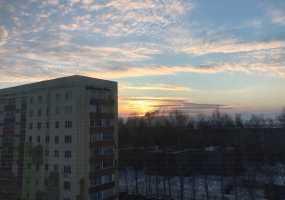 В Нижнекамске -4 градуса и ясно, прохладная погода сохранится