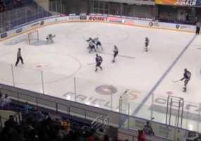 «Реактор» первый домашний матч 1/8-й финала «Кубка Харламова» проиграл
