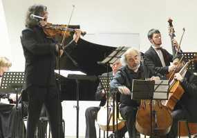 На фестивале «L'arte del Arco» в Нижнекамске представили российскую премьеру рапсодии Александра Гольдштейна