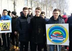 В Нижнекамске назвали победителей юношеского автомногоборья