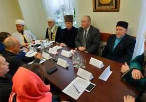 В Нижнекамске мусульмане обсудили вопрос вскрытия тел после смерти человека