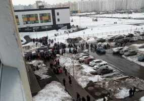В Нижнекамске экстренно эвакуировали учащихся одной из школ