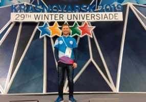 Максим Антонов: Впечатления от Всемирных студенческих игр - самые положительные