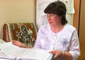 """Кастелянша нижнекамской """"кардиологии"""" пишет стихи на татарском языке"""