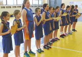 Команды девушек приняли участие в баскетбольном турнире памяти Вячеслава Сечина