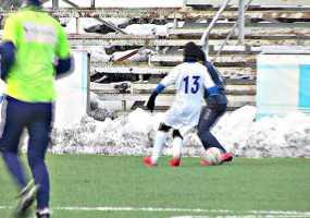 В Нижнекамске продолжаются игры 36-го турнира по футболу имени Ивана Болодурина