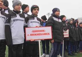 Переходящий кубок турнира имени И.Болодурина остался в Нижнекамске