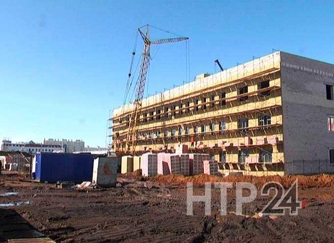 В Нижнекамске начался прием заявлений в новую школу по финской системе образования