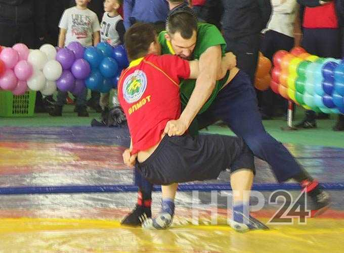 Нижнекамцы Марат Мухамедзянов и Ильшат Тагиров завоевали «золото» турнира имени Данила Галеева