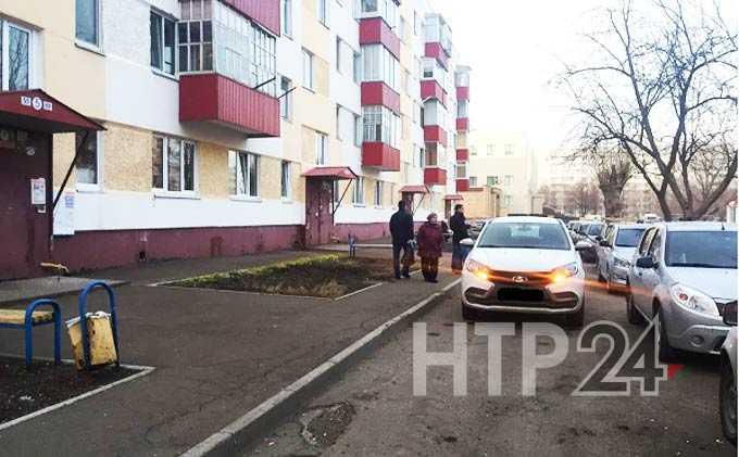 В Нижнекамске выбежавший на дорогу трехлетний ребенок был сбит «Ладой»