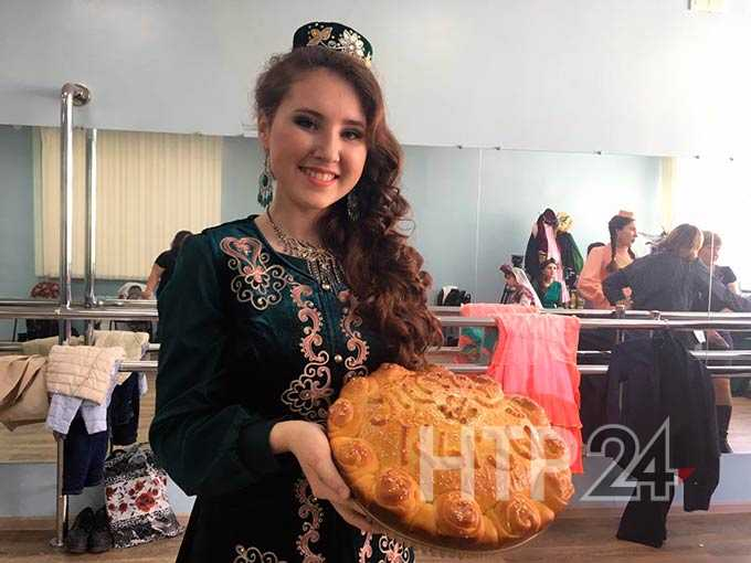 В Нижнекамске выбрали самую красивую татарочку