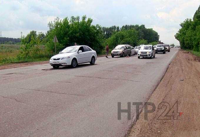 До конца апреля решится судьба проекта по ремонту проблемной дороги на въезде в Нижнекамск