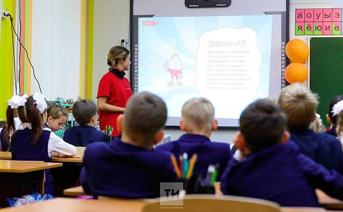 Директор татарской гимназии в Уфе: Изучающие несколько языков дети лучше сдают ЕГЭ